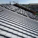 K様邸新築工事屋根