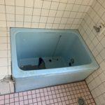 浴槽の入替工事